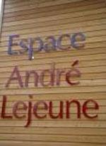 photo Salle polyvalente - espace andré lejeune