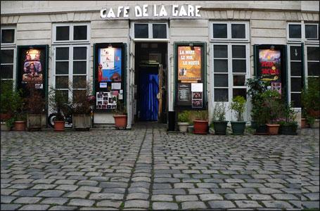 photo Café de la gare