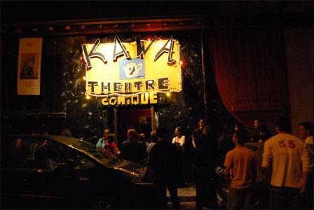photo Le kawa théâtre