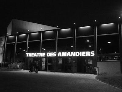 photo Théâtre nanterre - amandiers