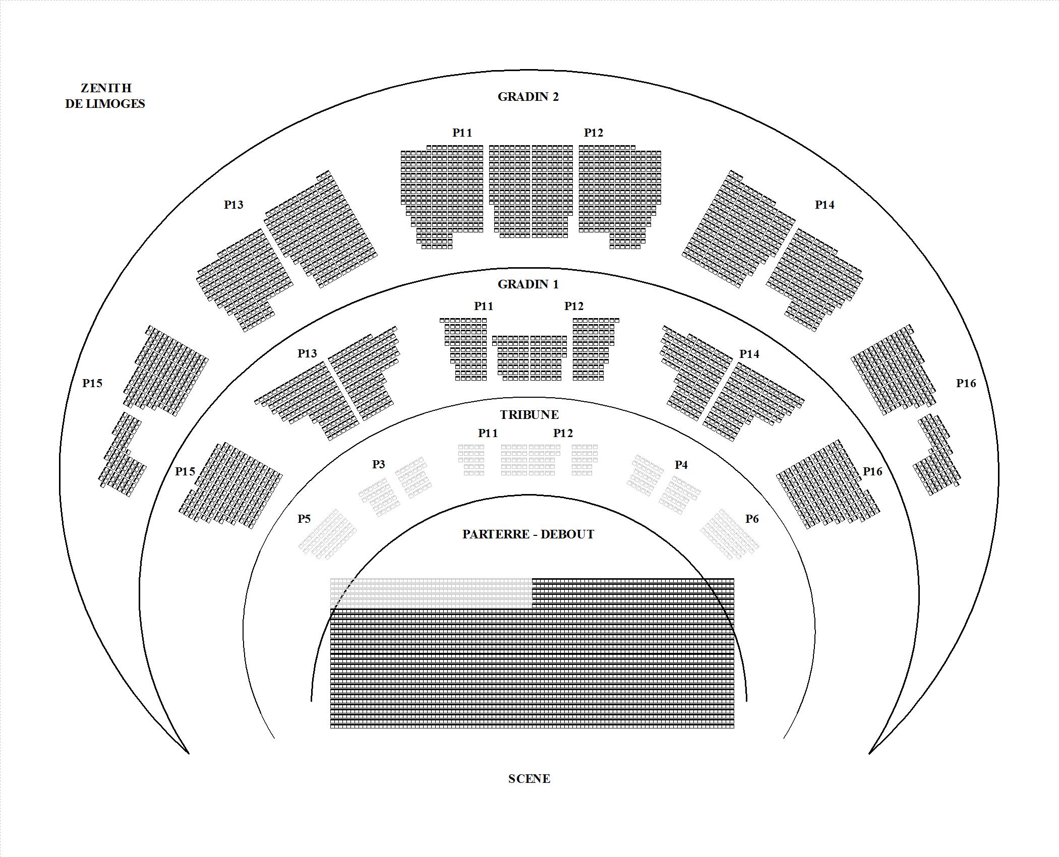 SHAKA PONK - ZENITH - LIMOGES: Billets pas chers et Tickets
